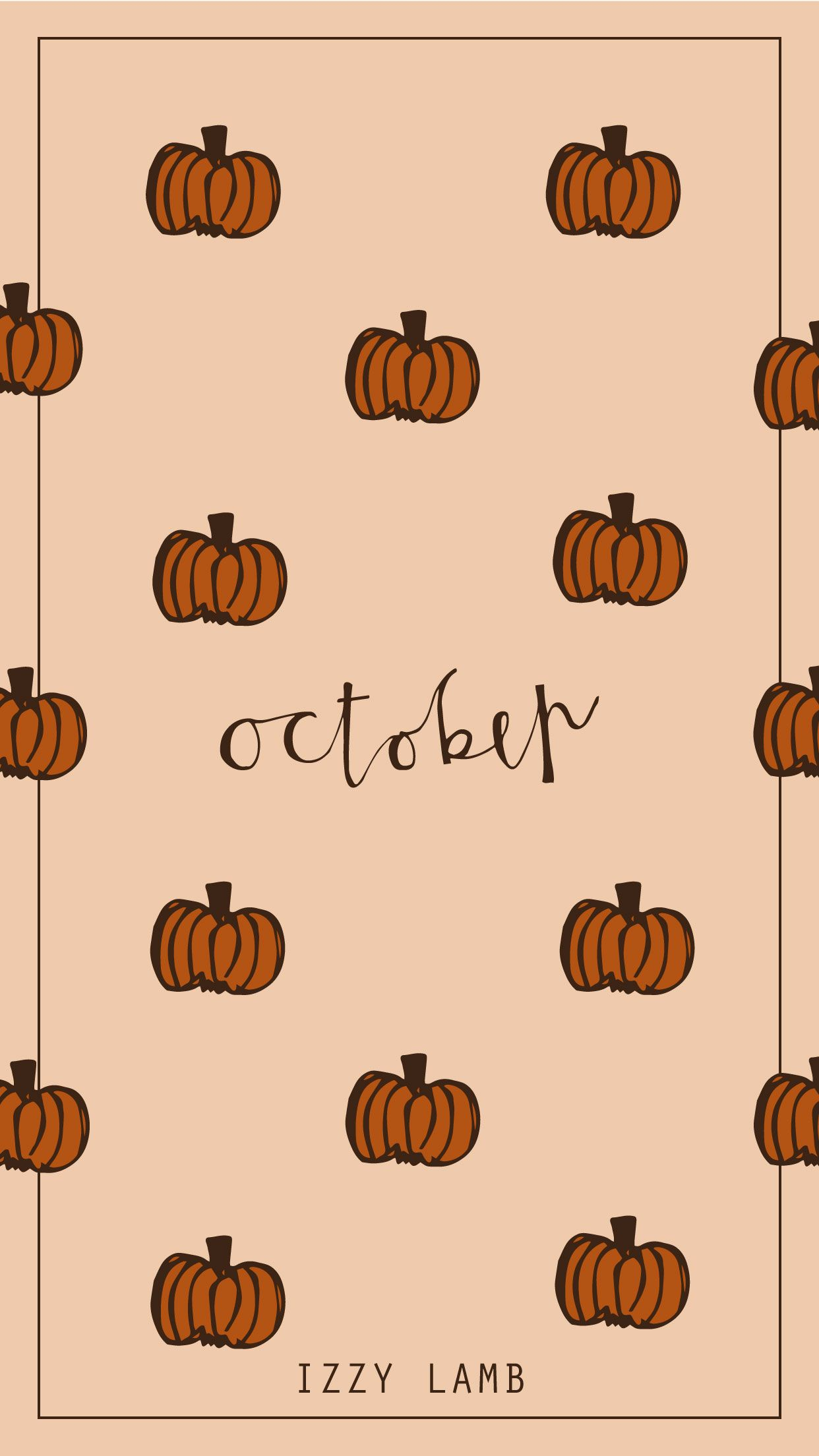October In 2020 Iphone Wallpaper Fall Fall Wallpaper October Wallpaper