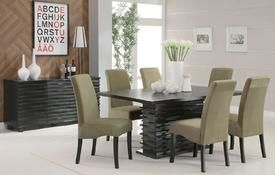 Maze Table + 4 Chairs images