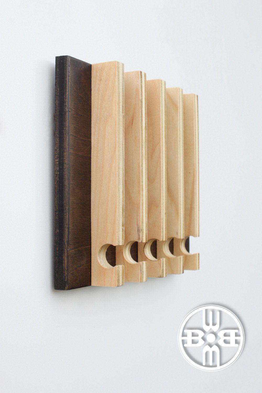 Modern Key Rack Modern Entryway Wall Storage