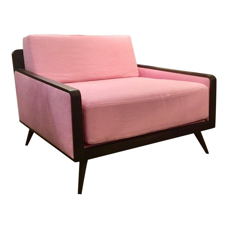 Best Modern Resource Decor Mid Century Style Grad Pink Club 400 x 300