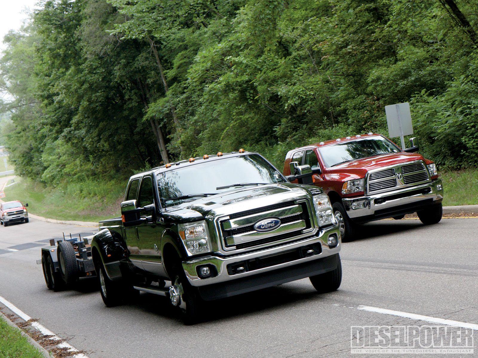 2020 trucks chevy ford dodge 1010dp 2011 ford vs ram vs gm diesel trucks f350