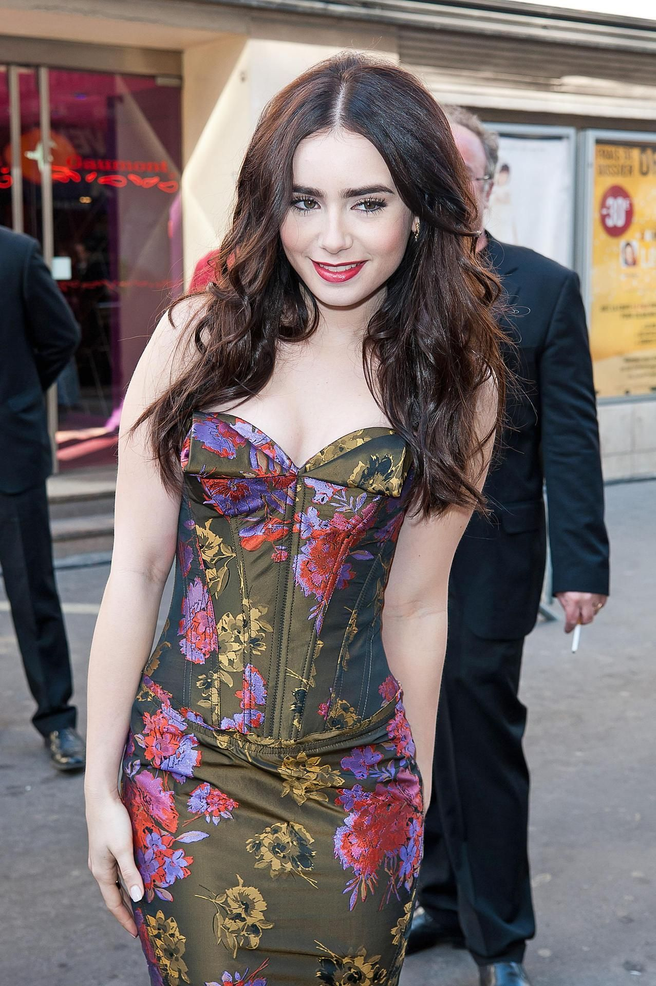 TheFappening Lily Collins