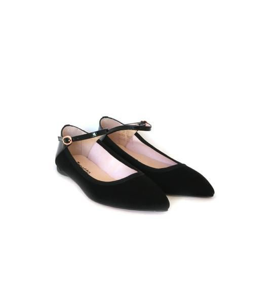 Repetto Clemence shoe in black | Quincy | quincy.com.au