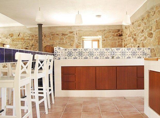 Reforma de casas antigas preserva essência portuguesa