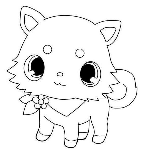 Jewelpet coloring and drawing sheet | Jewelpets | Pinterest