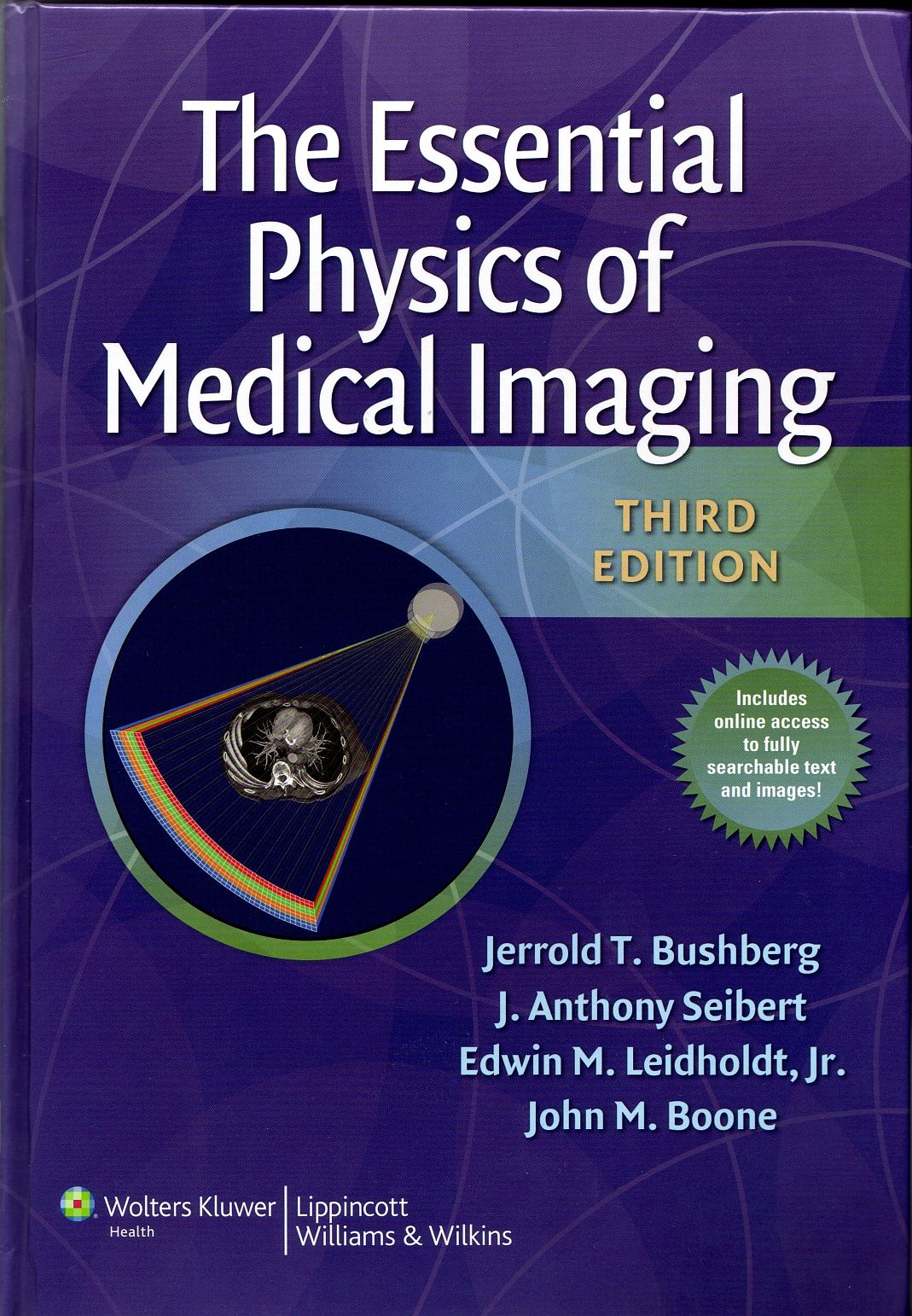 The Essential Physics Of Medical Imaging Available At Princeton