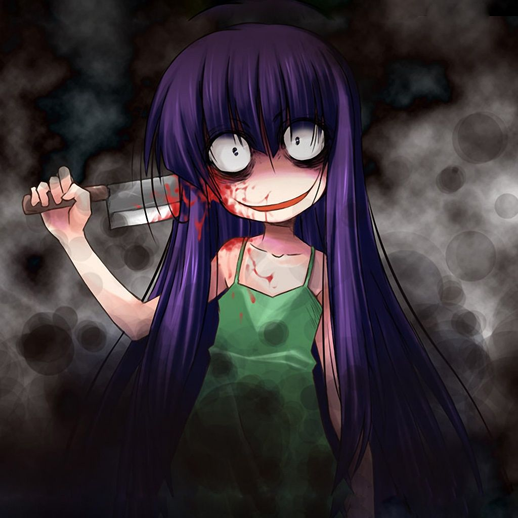 Pin by Gogito the Drawer on rajz  Anime, Dark anime, Creepy horror