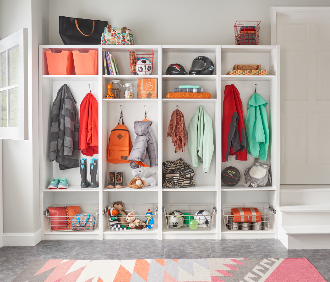Make All Your Home Comings And Goings More Organized This Year