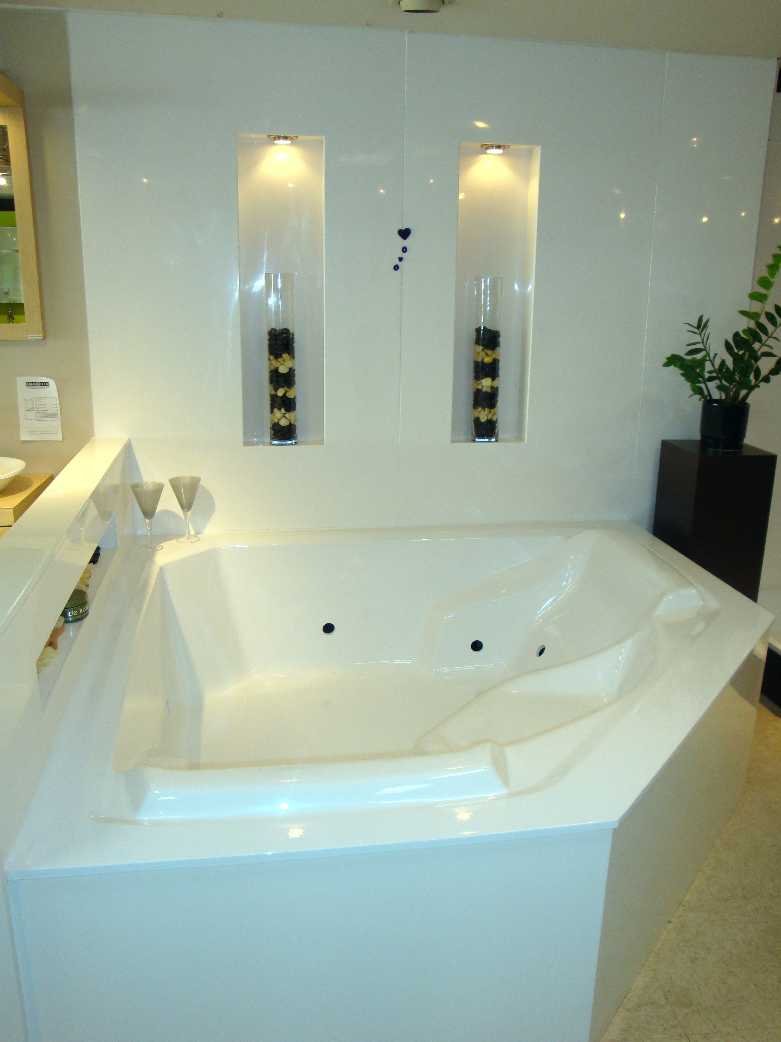 Great Size And Good Looking Cultured Marble Tub How To Look Better