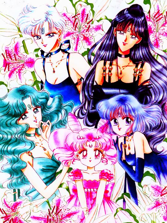 Pretty Guardian in a Sailor Suit Sailor moon, Sailor