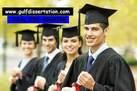 Dissertation consulting service uae