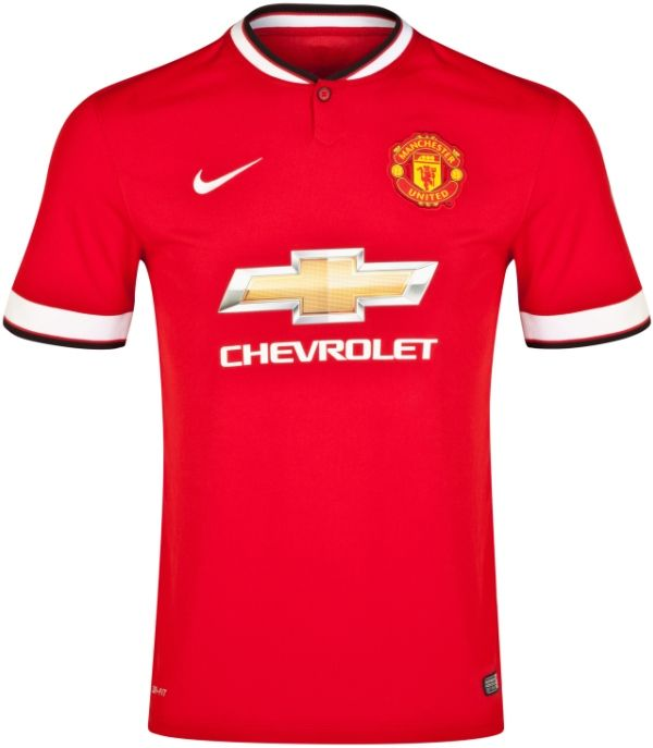 reputable site 05e4c da0b0 Nice Day Sports: Manchester United home Jersey Shirt kit ...
