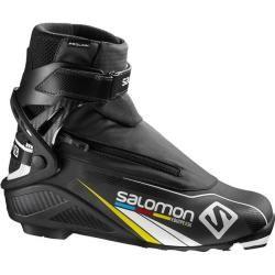 Photo of Salomon Langlaufschuh Equipe 8 Skate Prolink, Größe 46 in Black, Größe 46 in Black Salomon