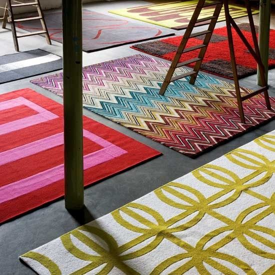 Floor mat discount print tropical