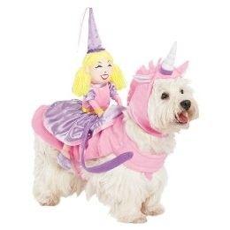 349c989de1e Pet Halloween Costumes: Princess Unicorn Pet Costume | Halloween ...