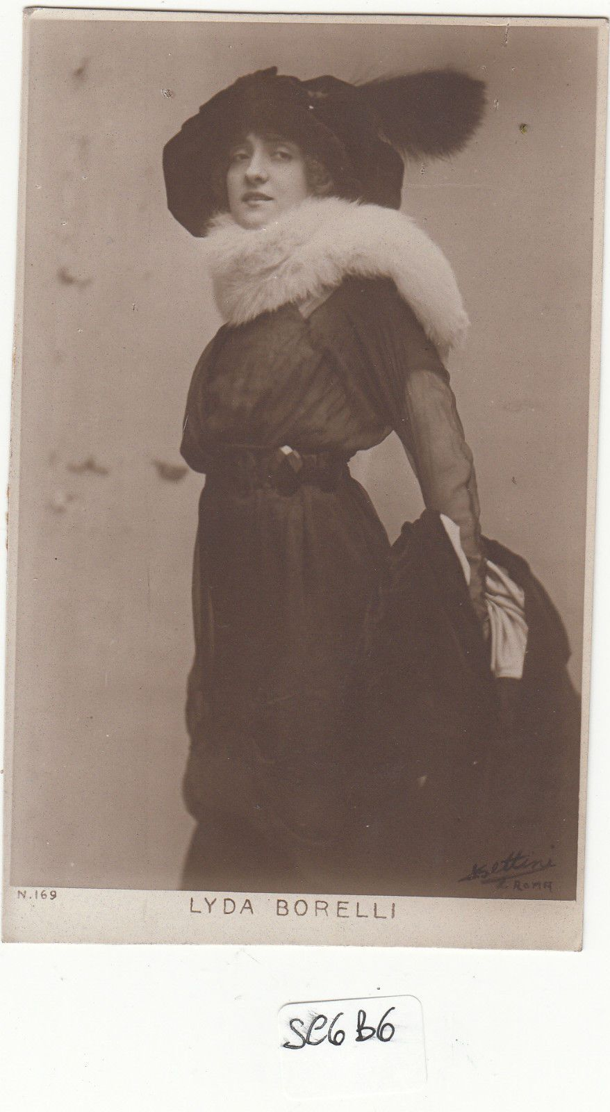 pics Lyda Borelli (1884?959)