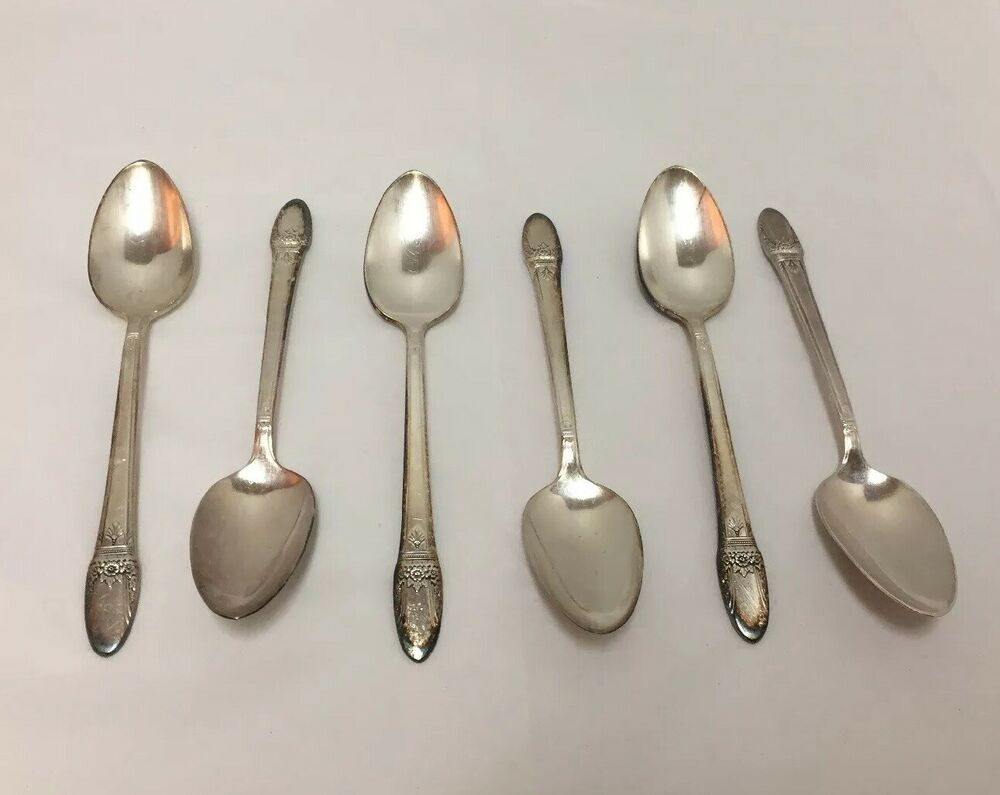 FIRST LOVE 1847 Rogers Bros Silver-Plate Tablespoons