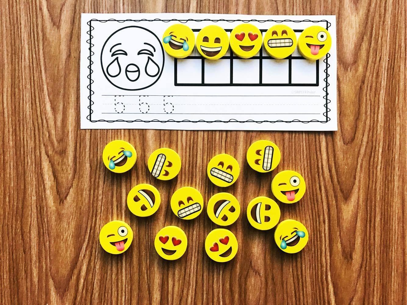 Free Emoji Conversation Heart Activities