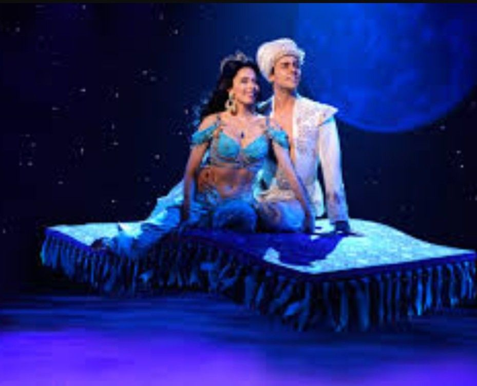 Idea By Devin Scott Richard On Aladdin Cyt Aladdin Musical Aladdin Broadway Aladdin