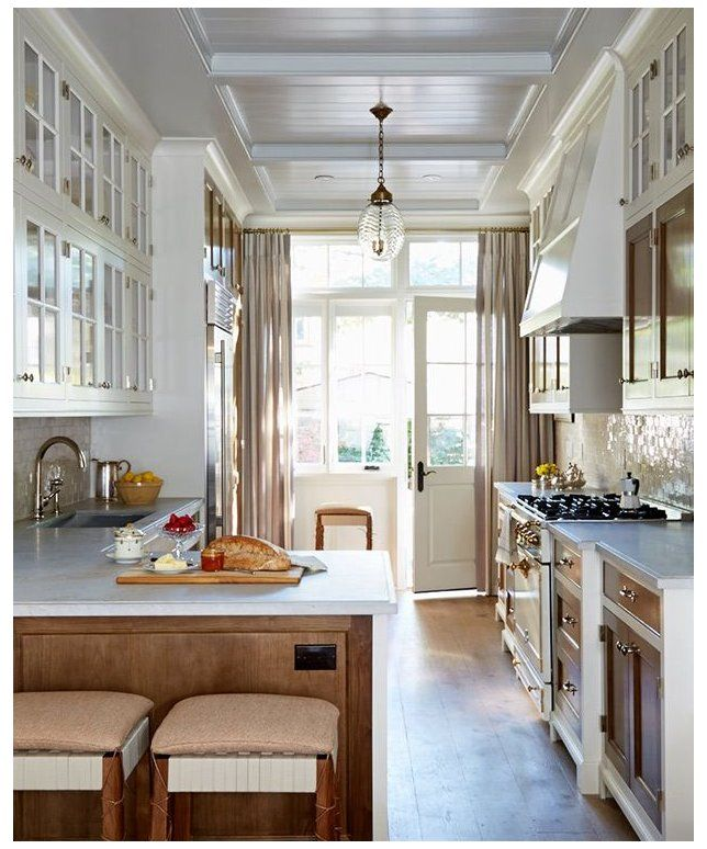16 traditional kitchens with timeless appeal galley