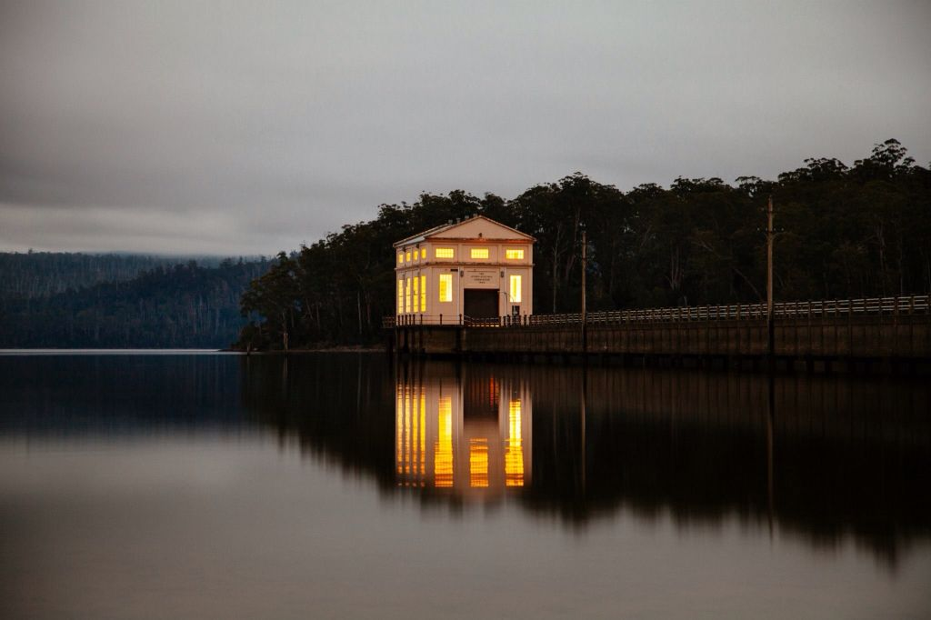 Pumphouse Point Is A New Eco Lodge In Remote Central Tasmania Situated On Lake St Clair The Boutique Accommodation Offers It S Guests