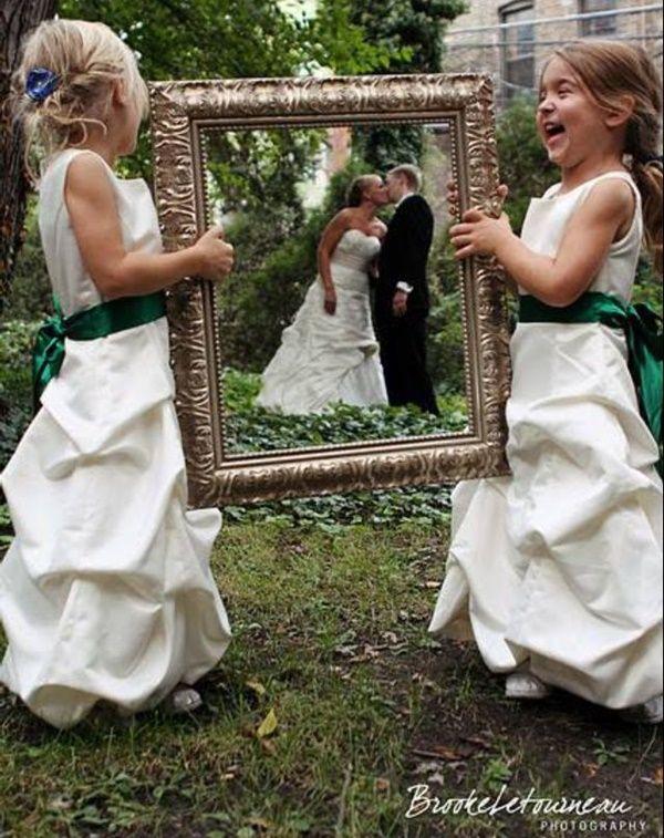 Photos de demoiselle d'honneur: les images que vous devez prendre de votre fille pour l'album! – Mille conseils pour maman   – Cabelos