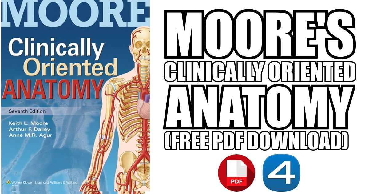 This Article Contains Free Pdf Download Of Moores Clinically
