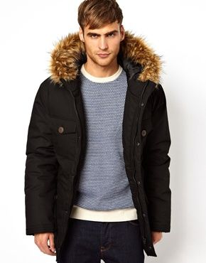 Top 25 ideas about Parka Jacket on Pinterest | Mens fashion ...