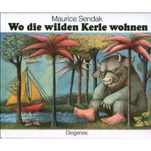Wo die wilden Kerle wohnen by Maurice Sendak (mit Bildern ...