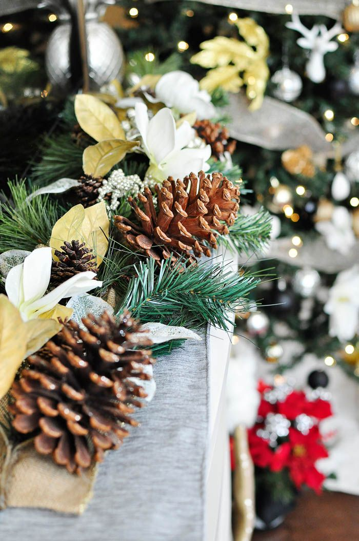 Eclectic Holiday Decor Tour Small apartment living, Holidays and