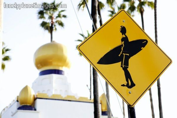 Encinitas surfer crossing sign.  swamis Ive been to this exact location,its heaven