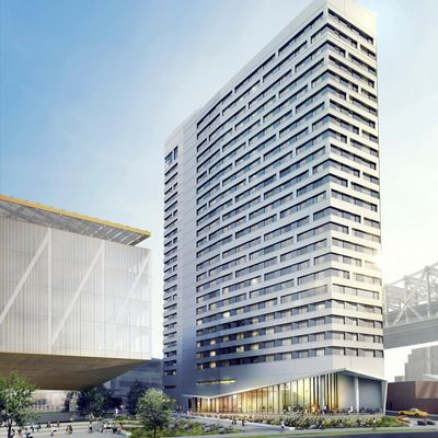cornell tech residential tower world 39 s first passive