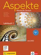 Cover Aspekte 1 (B1+) 978-3-12-606004-2 Ute Koithan, Nana Ochmann et. al. Deutsch als Fremdsprache (DaF)