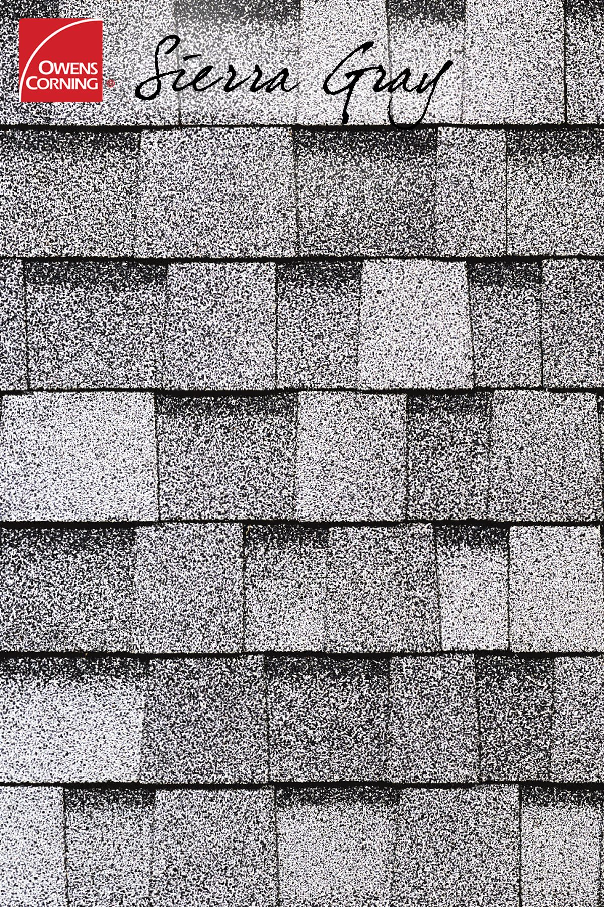 Best Sierra Gray Is A Part The Owens Corning Trudefinition 400 x 300