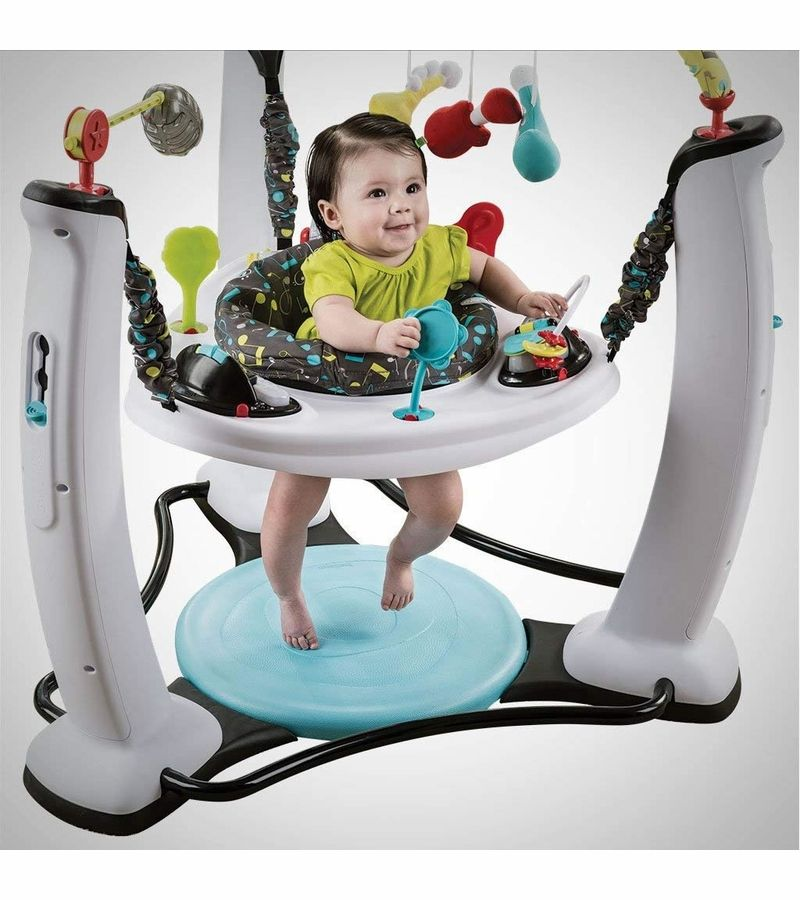 197b08b2e90 Evenflo Jump & Learn Stationary Jumper - Jam Session | Baby Gifts ...