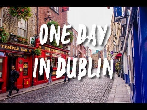 If you only have one day in Dublin, of course you want to make the most of it! Let The Travel Tester guide you to some of the highlights of this city in this video.