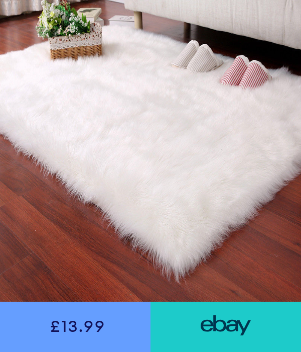 Hides Skins Amp Faux Fur Rugs Home Furniture Amp Diy Ebay