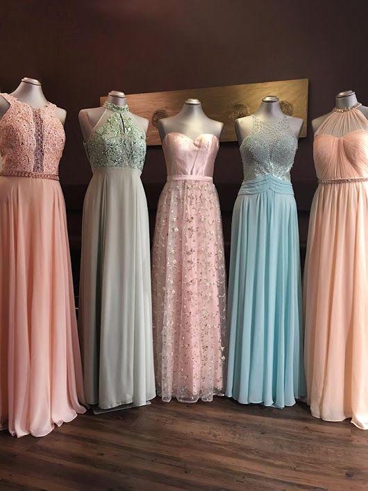 on sale e896a 3e543 Wenn wir ab jetzt jeden Tag ein Abendkleid aus unserem Laden ...