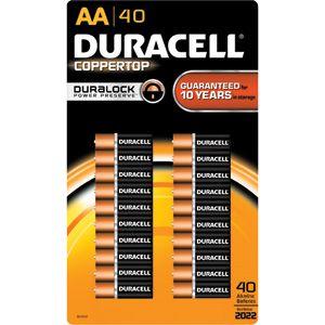 Duracell Ultra Power Aa Alkaline Batteries 20 Pack Costco Uk Duracell Alkaline Battery Duracell Batteries
