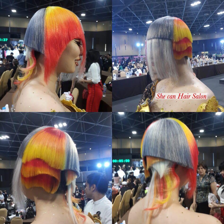 Hair By She Can Hair Salon おしゃれまとめの人気アイデア