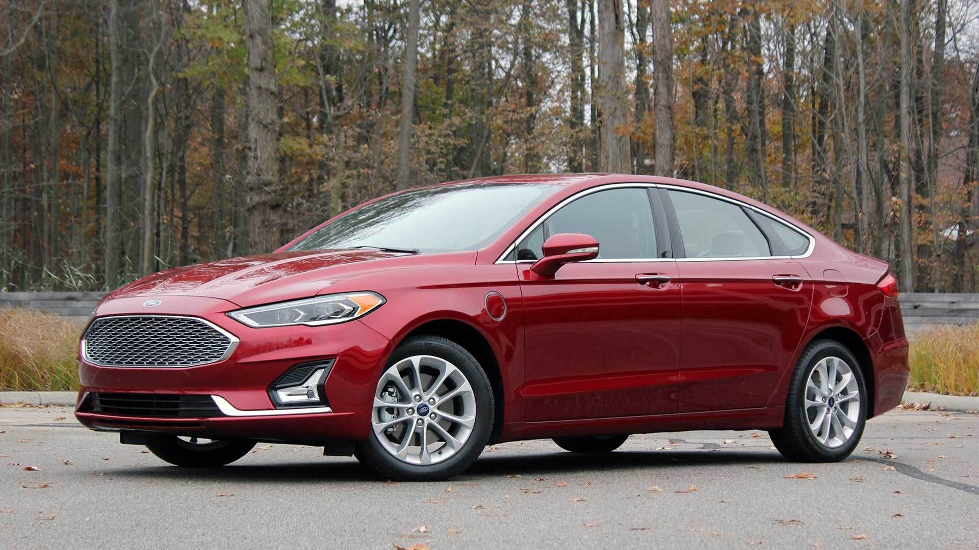 2021 ford fusion hybrid - new cars review