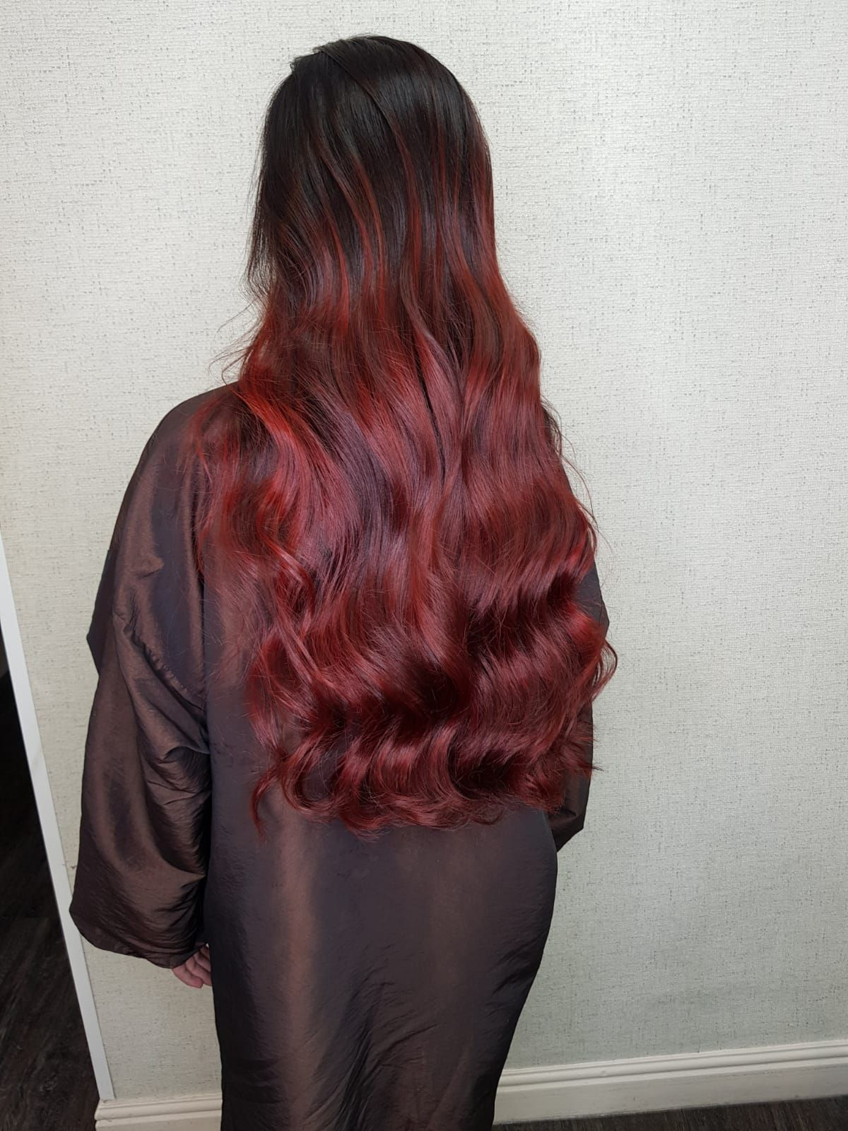Pin By Shabana Ahmed On Hair Long Hair Styles Hair Styles Dyed Hair