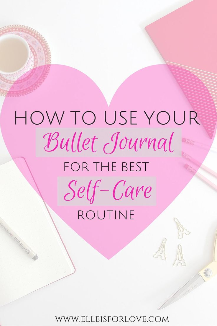 how to use a bullet journal