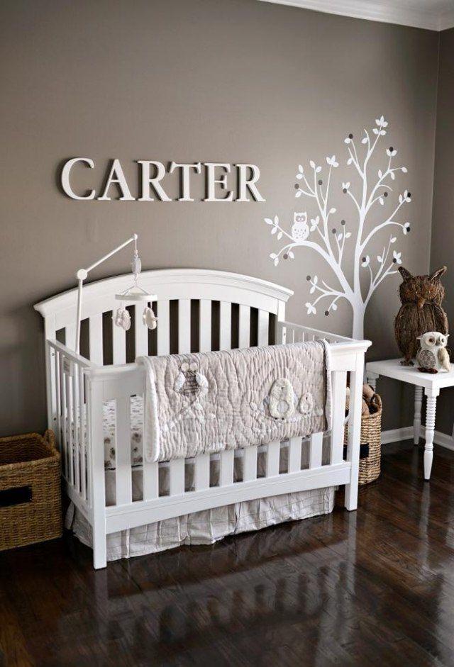 Exceptionnel Chambre de bébé mixte- 25 photos inspirantes et trucs utiles  MC44