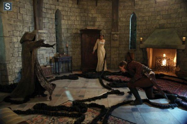 Once Upon A Time  3x14 - The Tower -