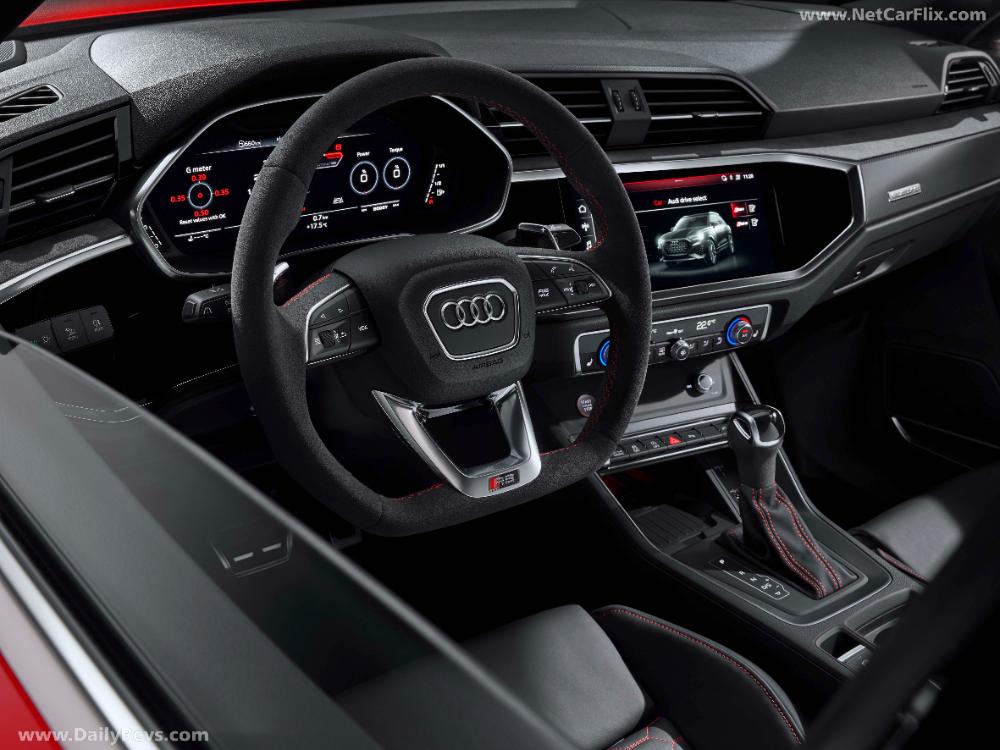 2020 Audi Rs Q3 Dailyrevs 2020