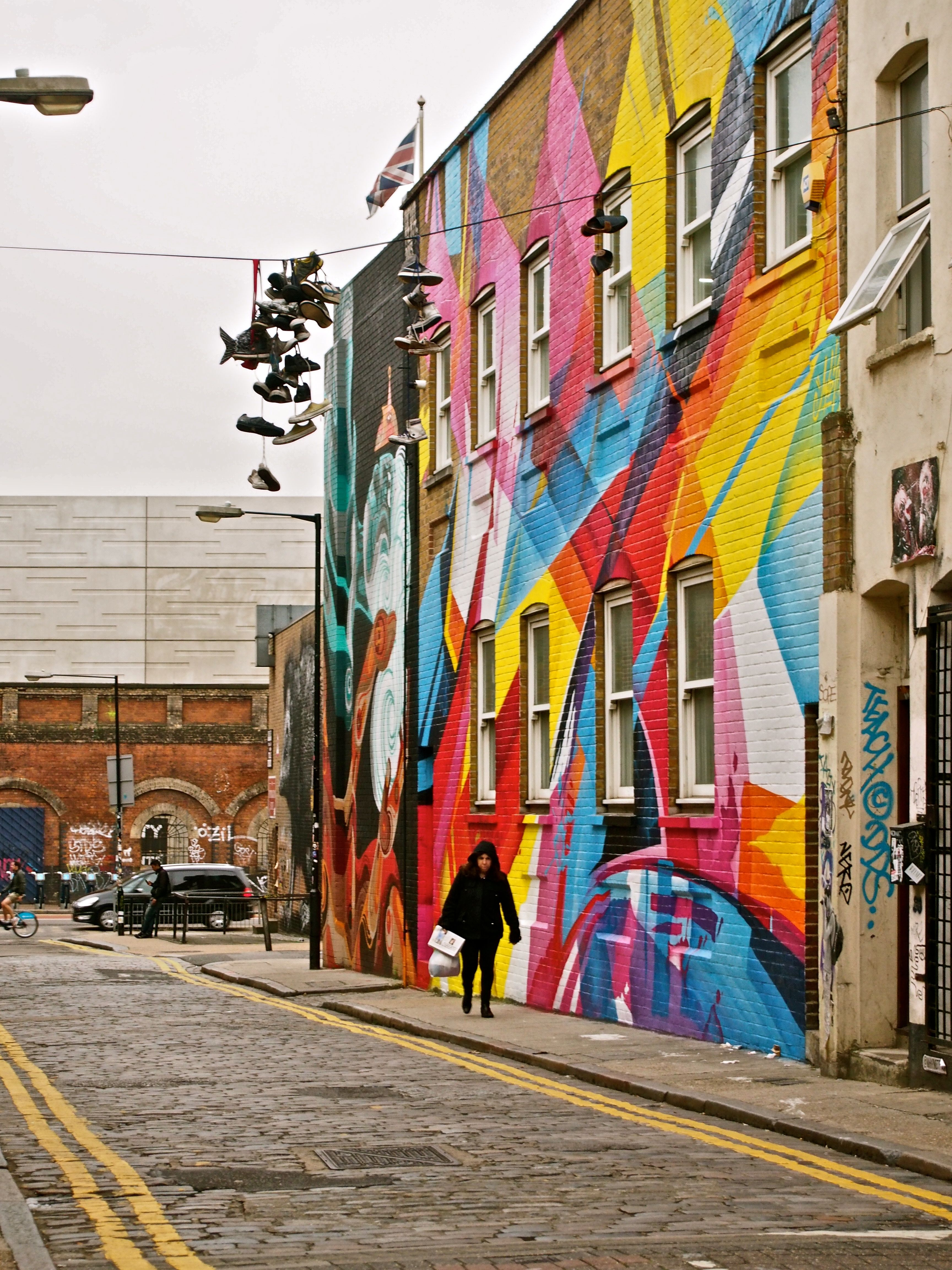 Barrio Shoreditch: Shoreditch London, Gap Year Travel