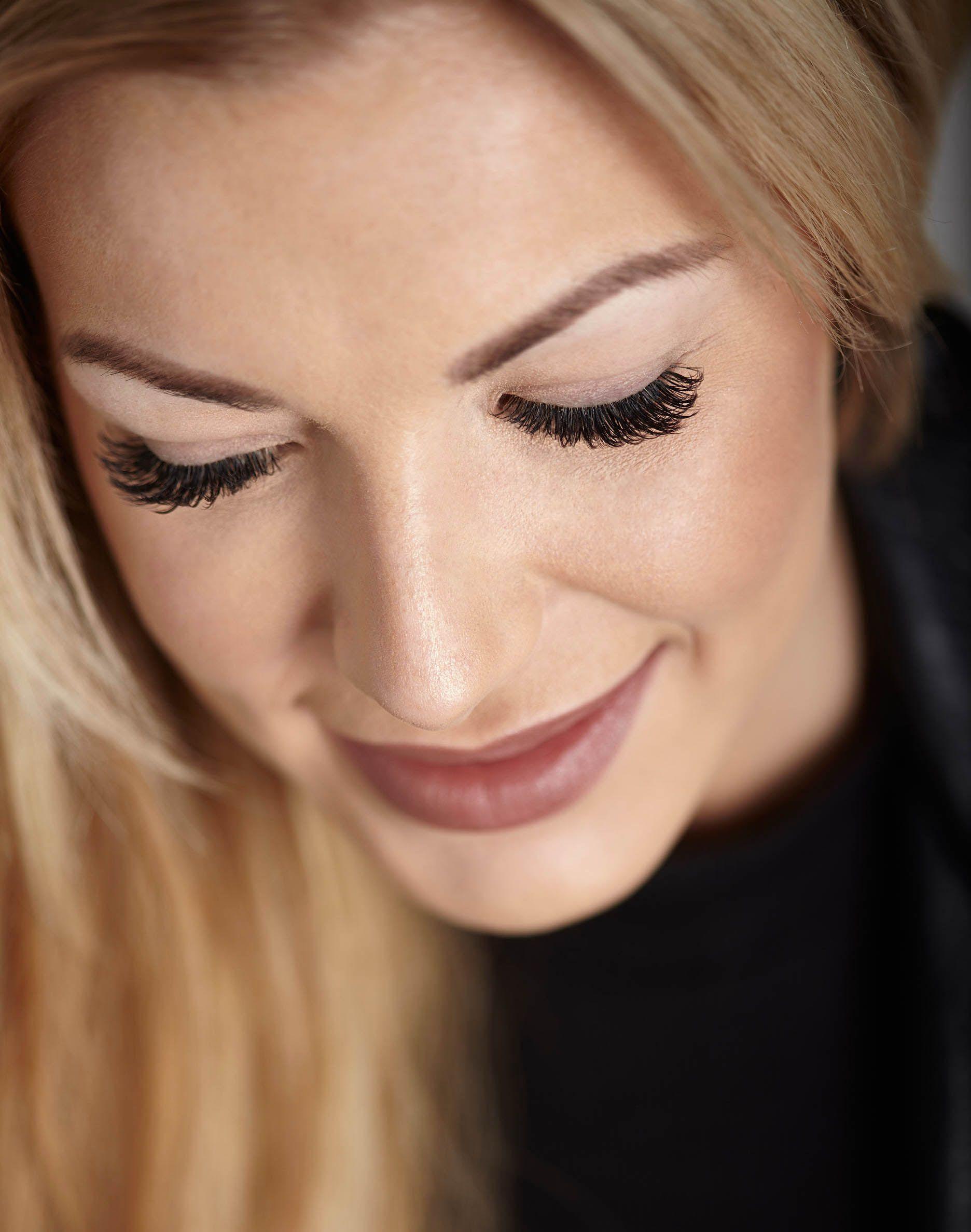 Vivien Konca Miss Germany 2014 mit perfekten Wimpern! Mehr