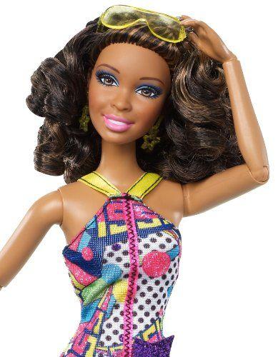 Barbie fashionistas nikki doll 11