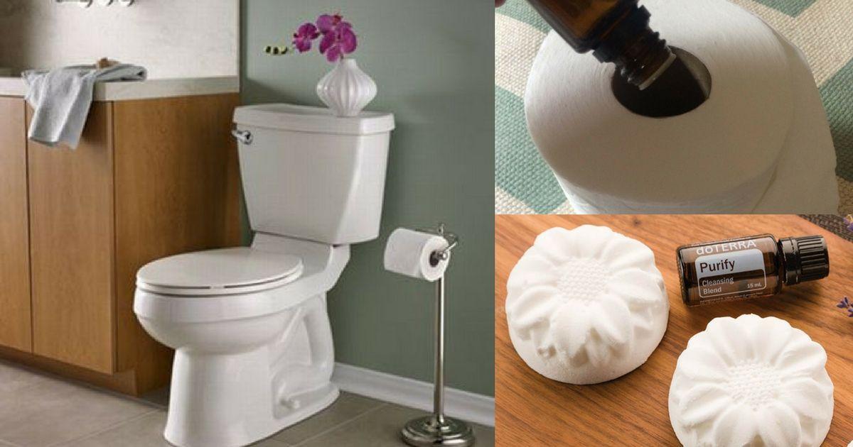 Il nostro bagno puzza perché non puliamo questo punto ecco
